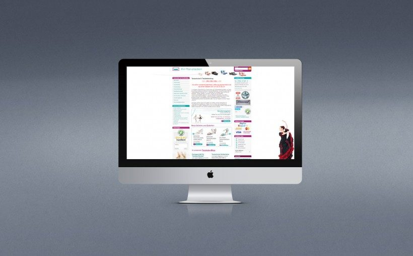 Neues Design für den xtCommerce Shop