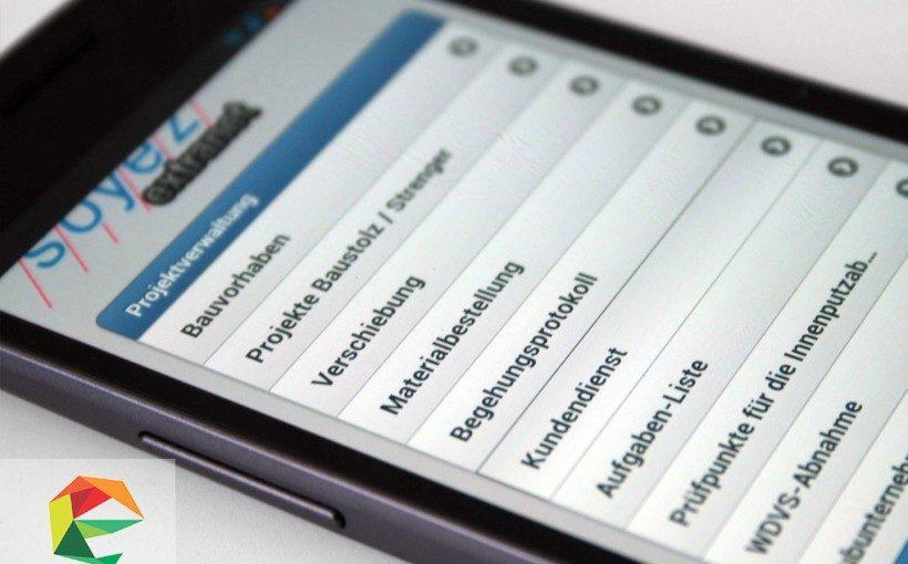 App für Soyez extranet