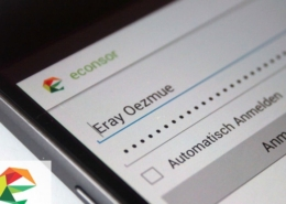Kundenapp von econsor