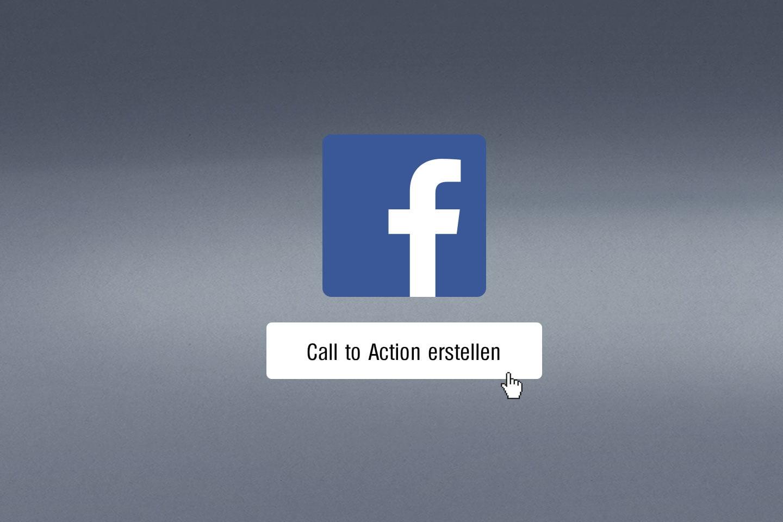 neuen CTA-Buttons bei Facebook für Firmen