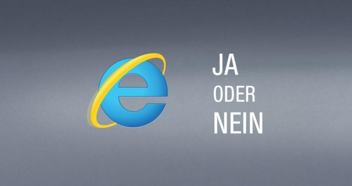 Website für IE8 optimieren?