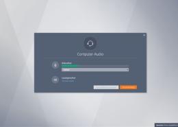 Vergleich zweier Meeting-Software