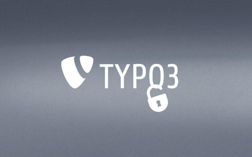 Sicherheitsleck in TYPO3