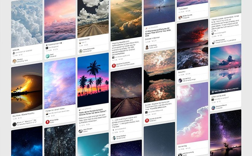 Webdesign-Trend