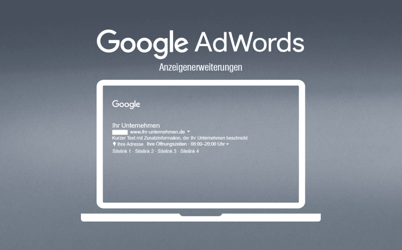 Blog google anzeigeerweiterung