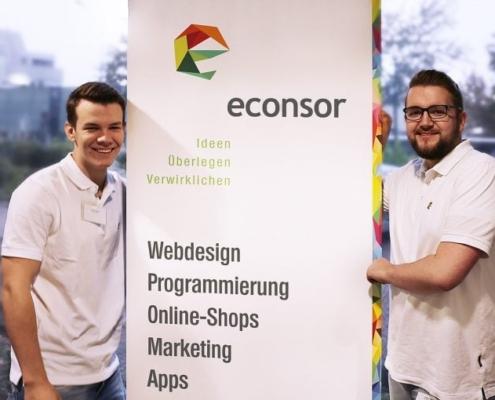 EQ-Praktikant bei econsor