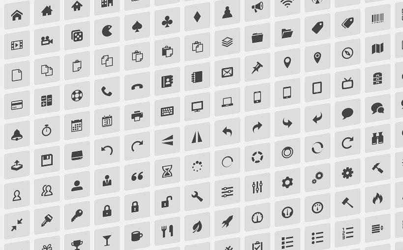 Vergleich icon-fonts und SVG Sprites