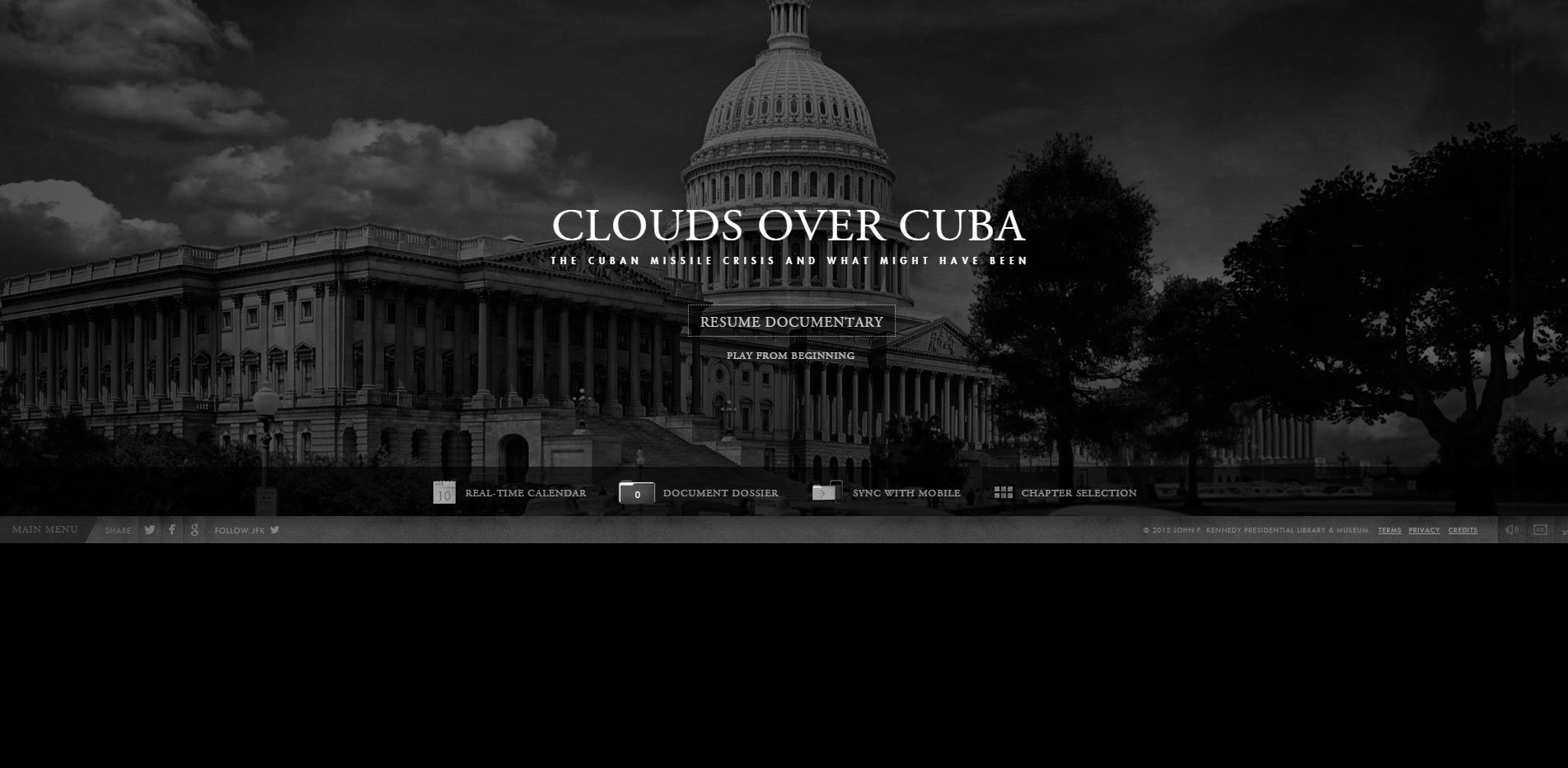 Screenshot Cloud over cuba