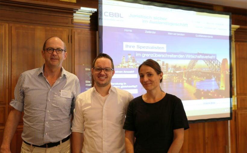 econsor stellt Portal für CBBL vor
