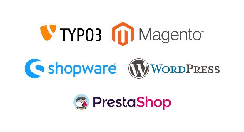 Technologien Logos