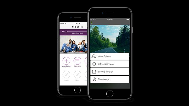 Beispiele für App-Gestaltung
