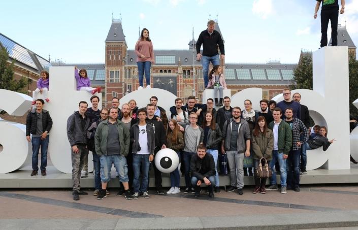 Firmenausflug Amsterdam 2016