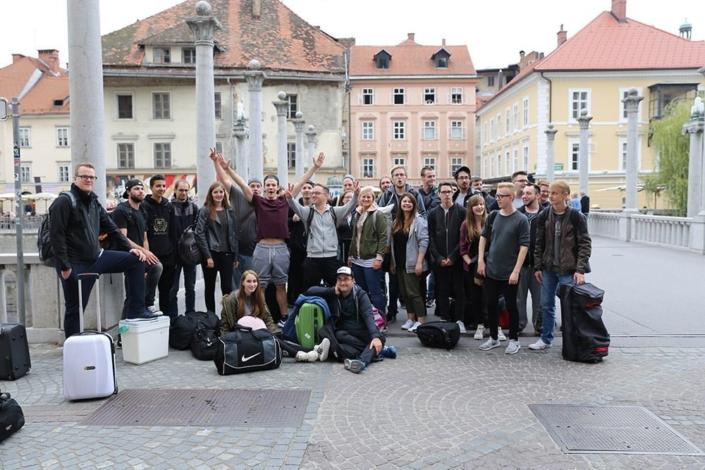 Firmenausflug Ljubljana 2017