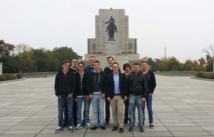 Firmenausflug Prag 2014