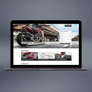 Ducati 4U teaser