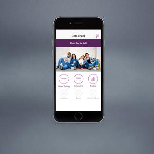 Geld-Check App
