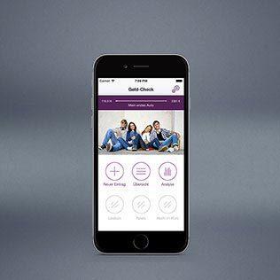 Geld-Check App teaser