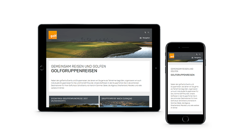 golf-exta-Responsvie-Iphone-ipad