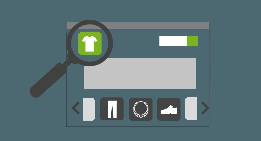prestashop vorteile Produktfilter Grafik