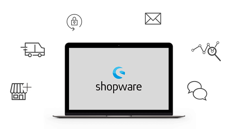 Shopware Extensions Grafik
