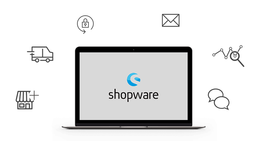 Shopware Extensions Grafik