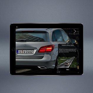 Thumbnail Mercedes Benz App