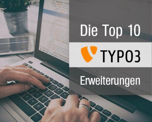 Blogbeitrag TYPO3 Erweiterungen
