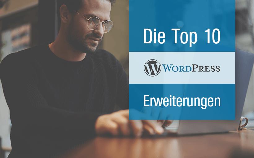 Blogbeitrag WordPress erweiterungen