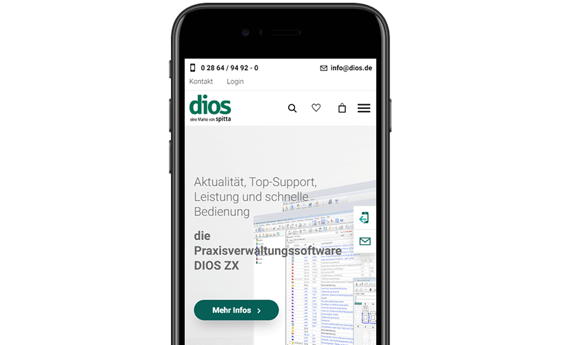 Dios Mobile First