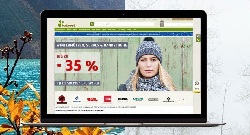 Naturzeit Homepage