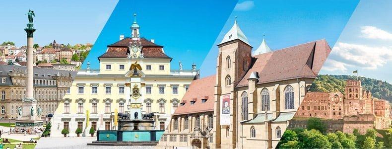 Alles Standorte Stuttgart, Ludwigsburg, Heilbronn, Heidelberg
