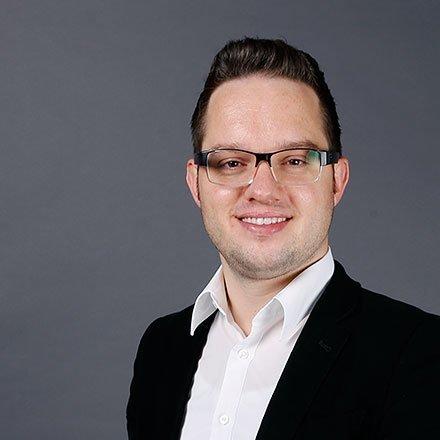 Geschäftsführer Sebastian Kübler