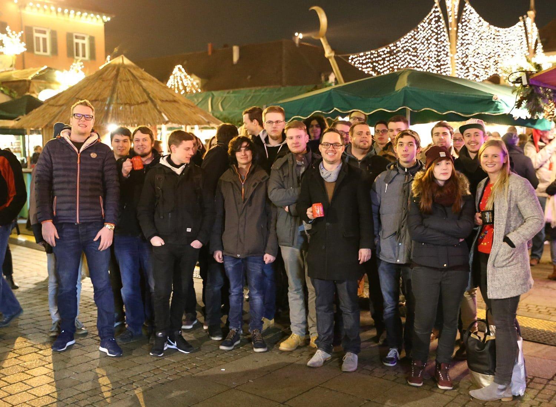 econsor Weihnachtsfeier Ludwigsburg 2016