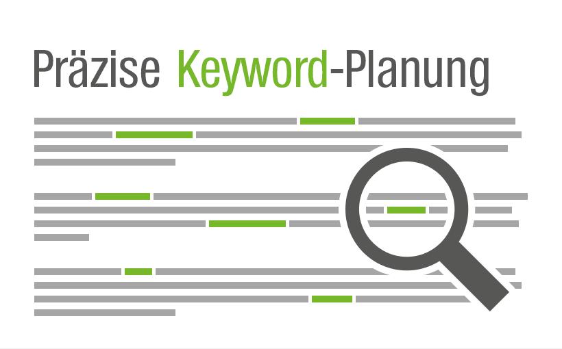 Keyword-Planung