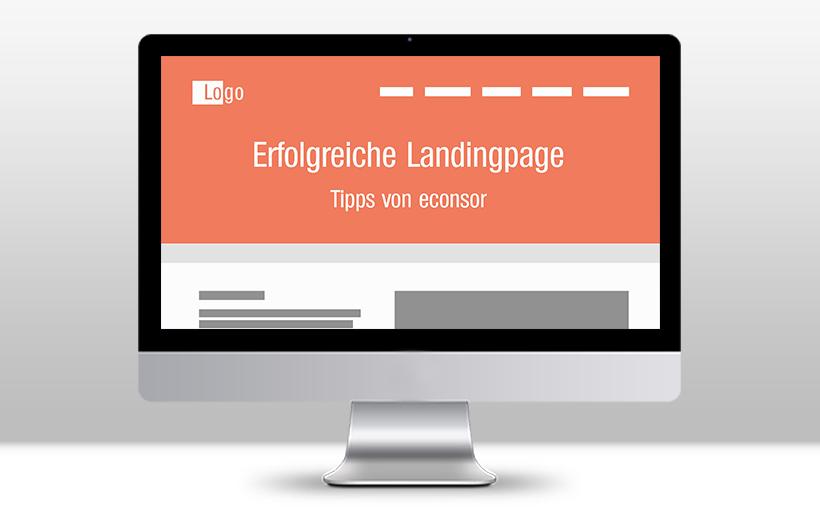 Blogbeitrag Erfolgreiche Landingpage