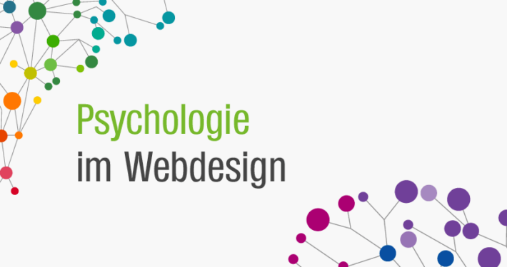 Blogbeitrag Psychologie im Webdesign