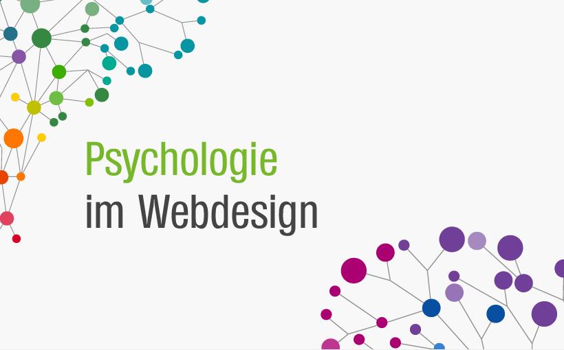 Blogbeitrag Psychologie im Webdesign