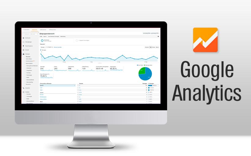Beitrag Google Analytics