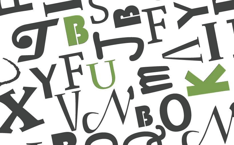 Blogbeitrag Typografie im Internet