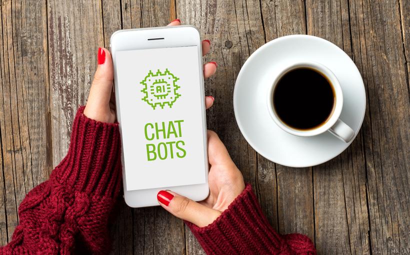 Blogbeitrag der Hype um Bots