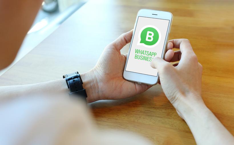 Blogbeitrag Whatsapp für Unternhemen