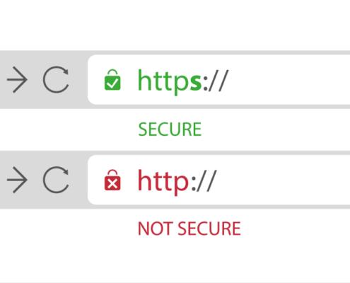 WordPress von HTTP auf HTTPS umstellen Teaser