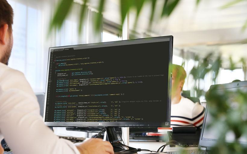 Ausbildung bei econsor – Zukunftsvision Fachinformatiker
