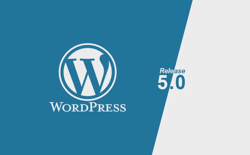WordPress Release 5.0