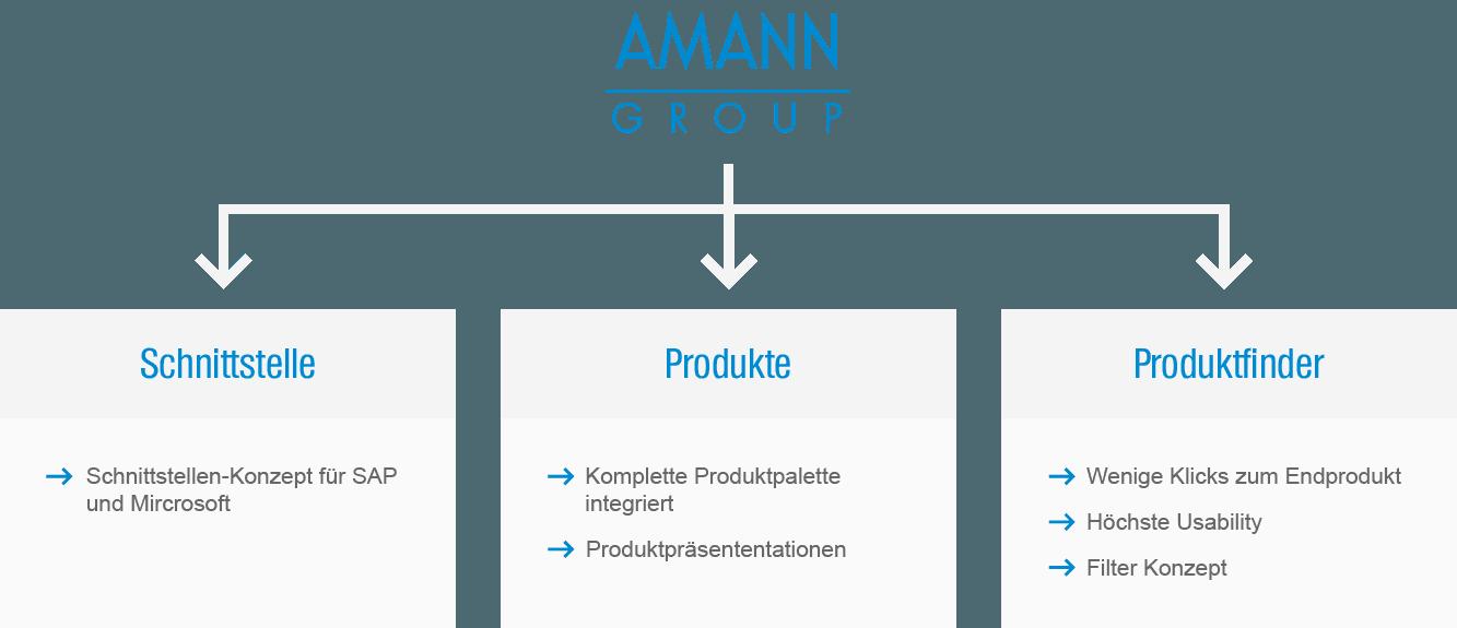 Amann Case Study - Die Strategie