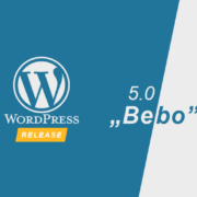 WordPress 5.0 Bebo Teaser