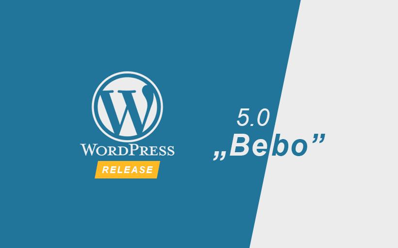 WordPress 5.0 Bebo Teaser
