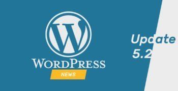 Update WordPress 5.2