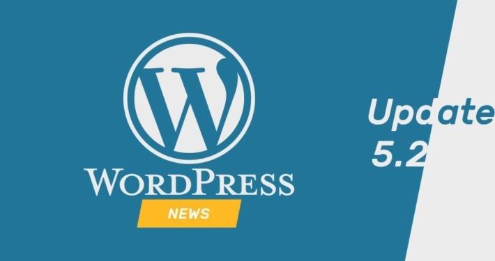 Update WordPress 5.2