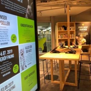 Digitalisierung vor Ort im Einzelhandel
